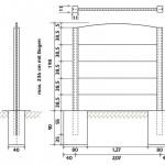 Standard S 200X38.5cm