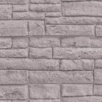 Rockstone in graubraun